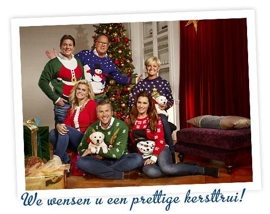 Kersttrui Dames Postcodeloterij.Leidsche Rijn Festival